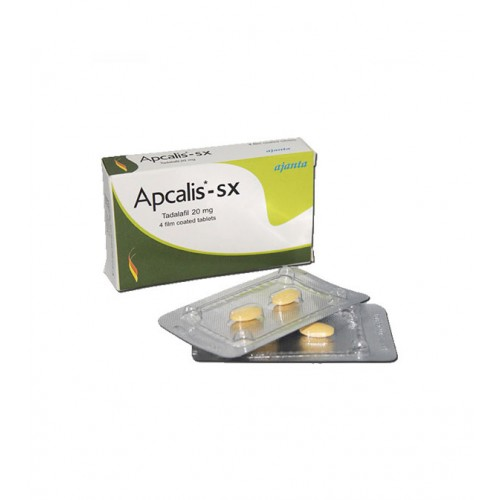 Buy Apcalis SX 20 mg cheapest online				    	    	    	    	    	    	    	    	    	    	4.5/5							(4)